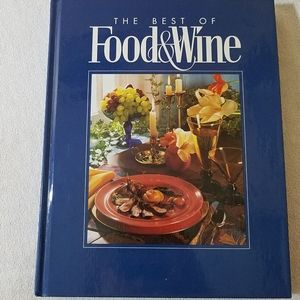 """""""The Best of Food & Wine"""" 1993 Edition"""